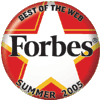 Forbes Best of the Web, Summer 2004