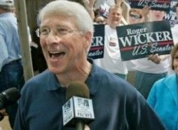 Sen. Roger Wicker (R-Miss.)