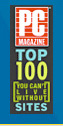 "PC Magazine Top 100 ""You Can't Live Without"" Sites"
