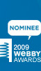 Nominee: 2009 Webby Awards